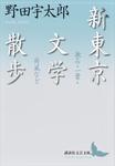 新東京文学散歩 漱石・一葉・荷風など-電子書籍