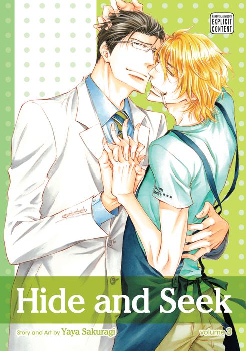 Hide and Seek, Volume 3-電子書籍-拡大画像