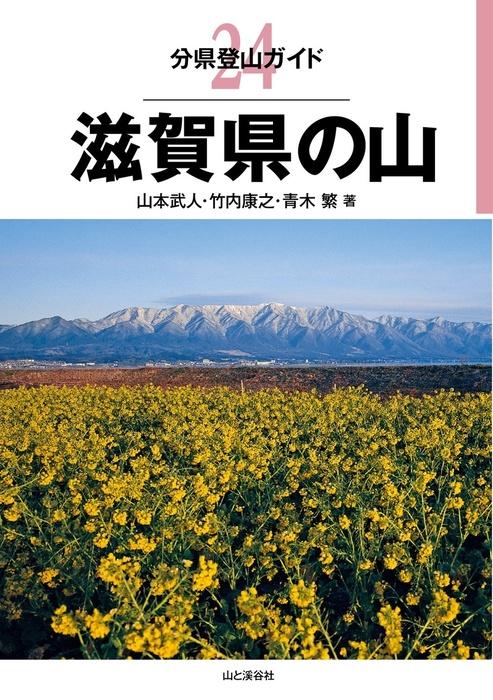 分県登山ガイド24 滋賀県の山-電子書籍-拡大画像