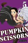 Pumpkin Scissors 5-電子書籍