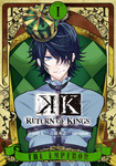 K RETURN OF KINGS 1巻-電子書籍