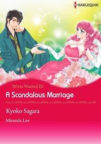 A Scandalous Marriage-電子書籍