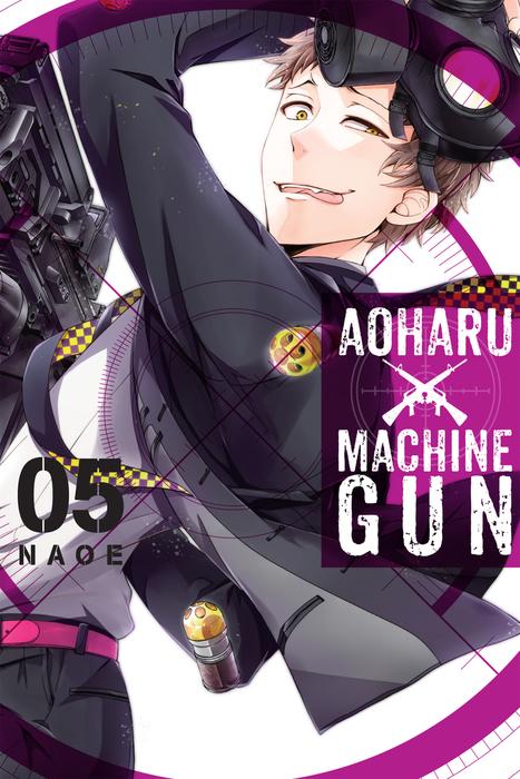 Aoharu X Machinegun, Vol. 5-電子書籍-拡大画像