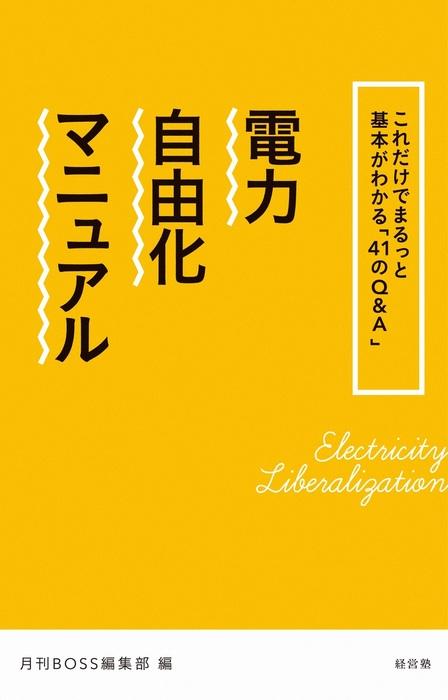 電力自由化マニュアル-電子書籍-拡大画像