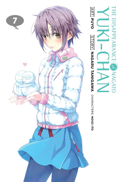 The Disappearance of Nagato Yuki-chan, Vol. 7