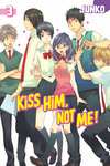 Kiss Him, Not Me 3-電子書籍