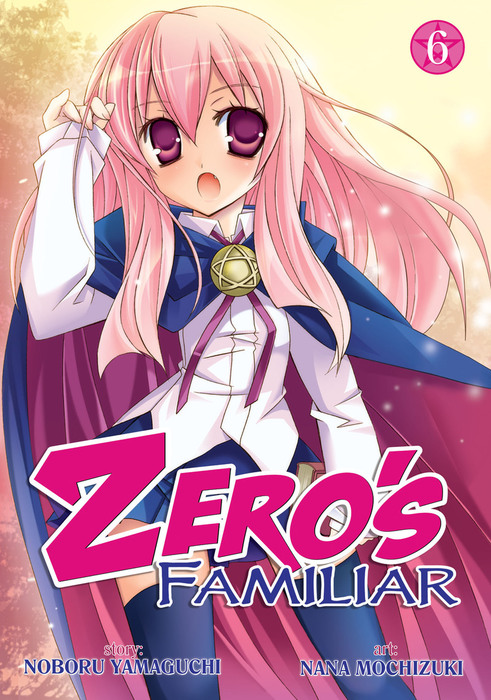 Zero's Familiar Vol. 6-電子書籍-拡大画像