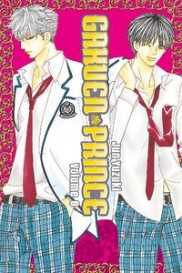 Gakuen Prince Volume 8