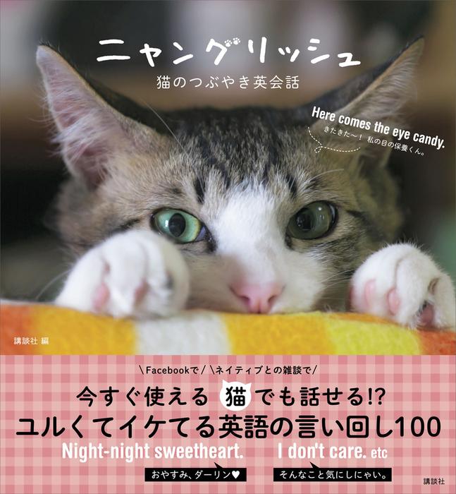 ニャングリッシュ 猫のつぶやき英会話拡大写真