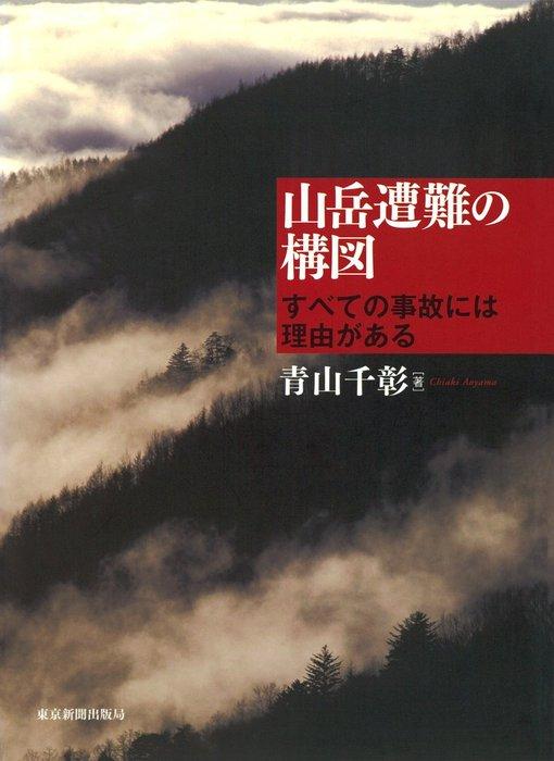 山岳遭難の構図 : すべての事故には理由がある拡大写真