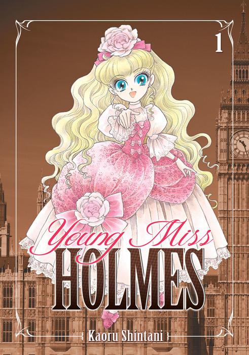 Young Miss Holmes Vol. 1-電子書籍-拡大画像