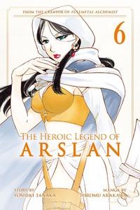 The Heroic Legend of Arslan Volume 6