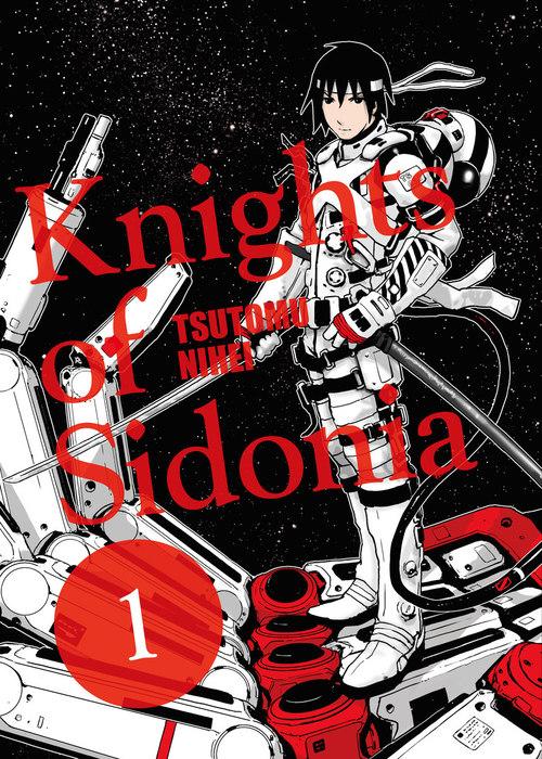Knights of Sidonia 1拡大写真