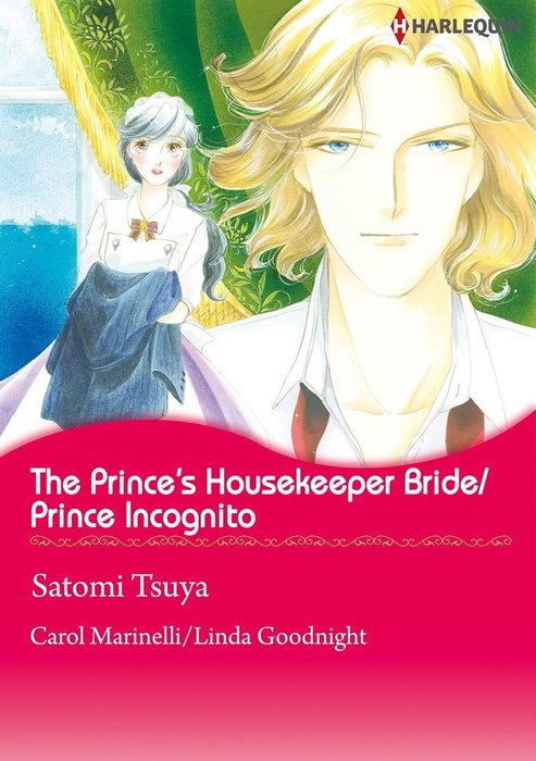 The Prince's Housekeeper Bride/Prince Incognito拡大写真