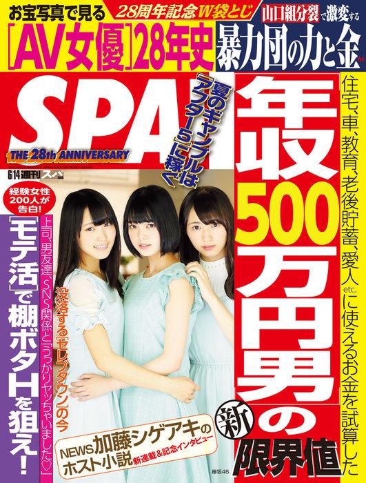 週刊SPA! 2016/6/14号-電子書籍-拡大画像
