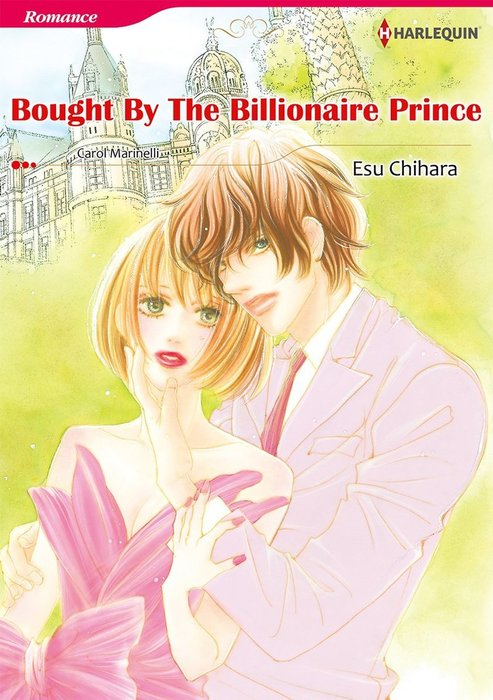 BOUGHT BY THE BILLIONAIRE PRINCE拡大写真