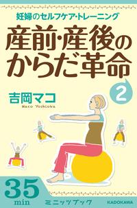 産前・産後のからだ革命2 妊婦のセルフケア&トレーニング-電子書籍