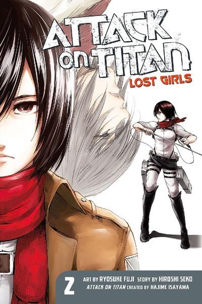 Attack on Titan: Lost Girls Volume 2