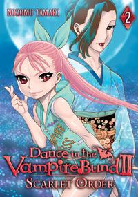 Dance in the Vampire Bund II: Scarlet Order Vol. 2