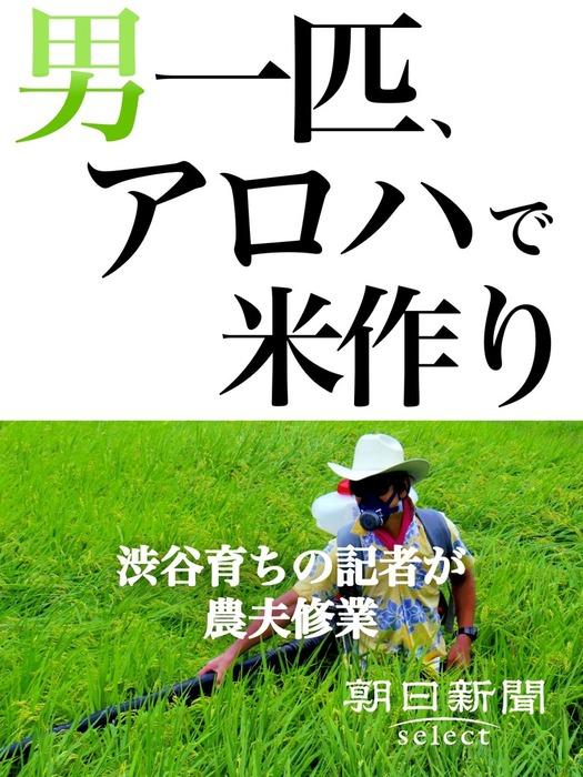 男一匹、アロハで米作り 渋谷育ちの記者が農夫修業-電子書籍-拡大画像