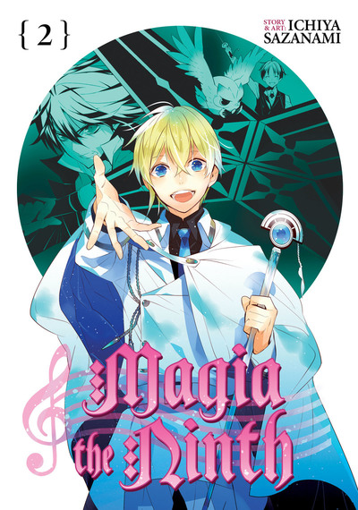 Magia the Ninth Vol 02