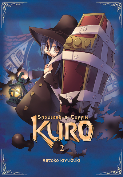 Shoulder-a-Coffin Kuro, Vol. 2-電子書籍