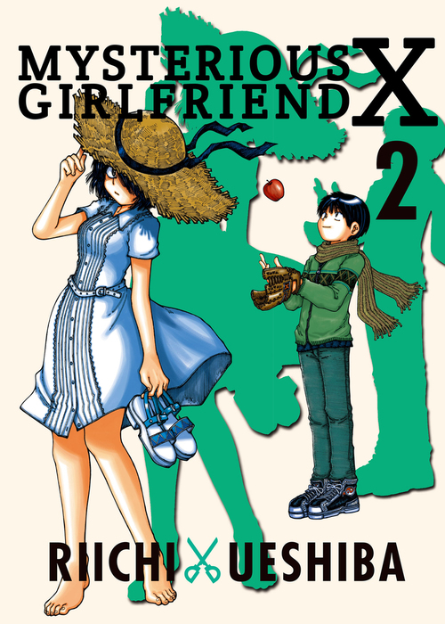 Mysterious Girlfriend X Volume 2-電子書籍-拡大画像