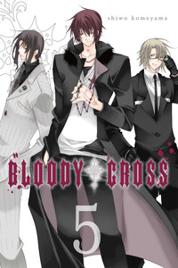 Bloody Cross, Vol. 5
