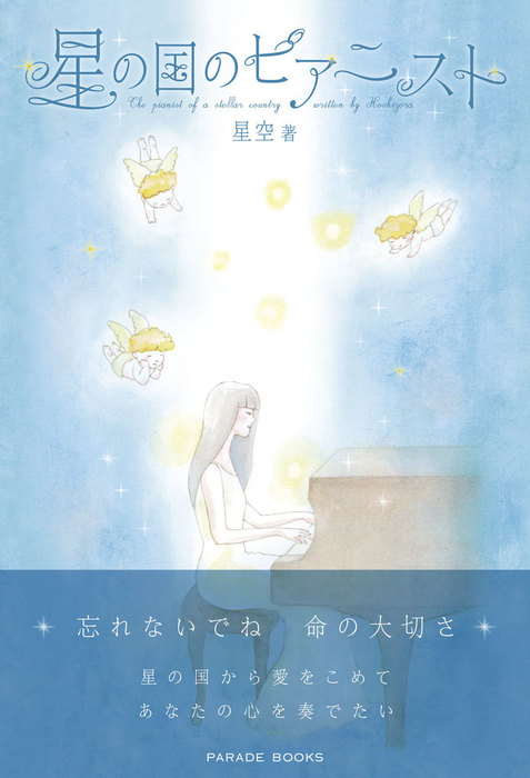 星の国のピアニスト拡大写真