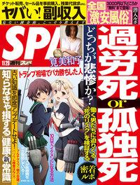 週刊SPA! 2016/11/29号