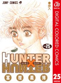 HUNTER×HUNTER カラー版 25