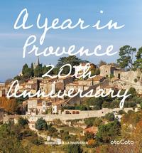 「南仏プロヴァンスの12カ月」20周年オフィシャルアニバーサリーブック