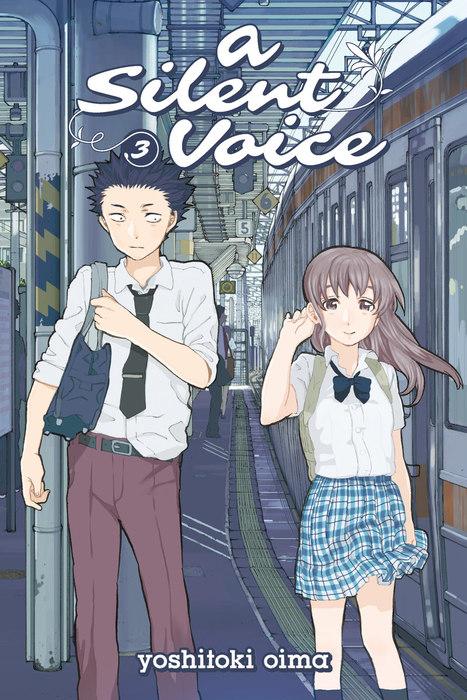 A Silent Voice 3-電子書籍-拡大画像