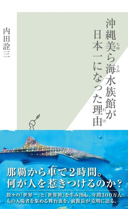 沖縄美ら海水族館が日本一になった理由拡大写真