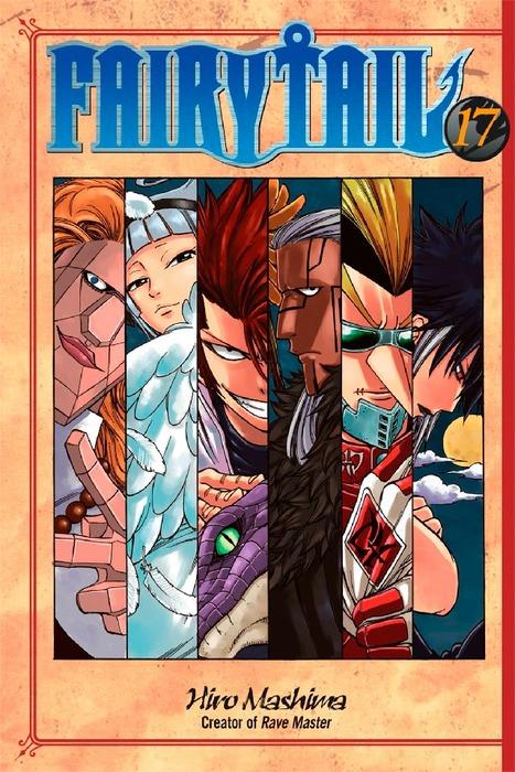 Fairy Tail 17拡大写真