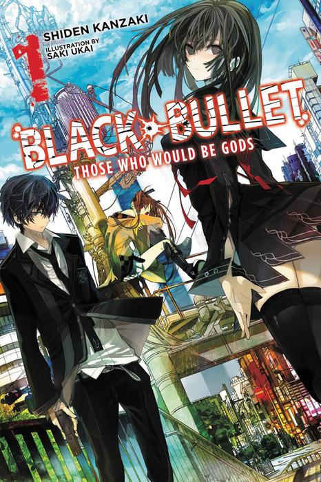 Black Bullet, Vol. 1拡大写真