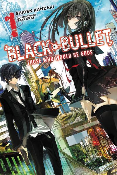 Black Bullet, Vol. 1-電子書籍
