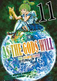 As the Gods Will The Second Series Volume 11