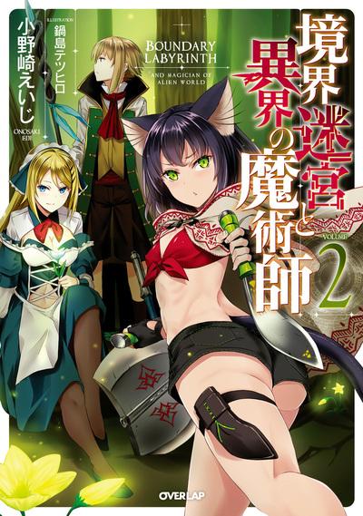 境界迷宮と異界の魔術師 2-電子書籍