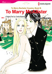 To Marry McAllister-電子書籍
