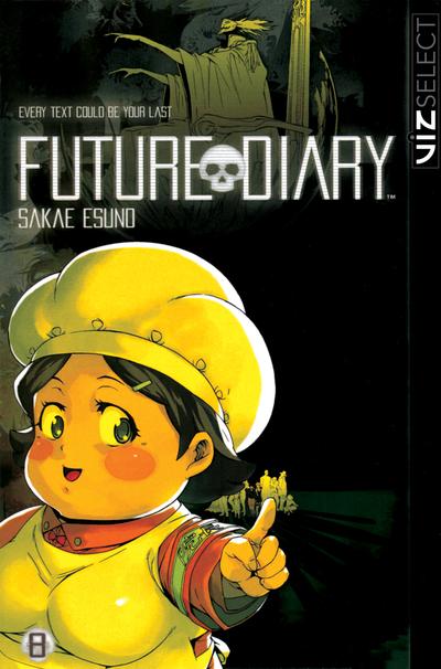 Future Diary, Vol. 8