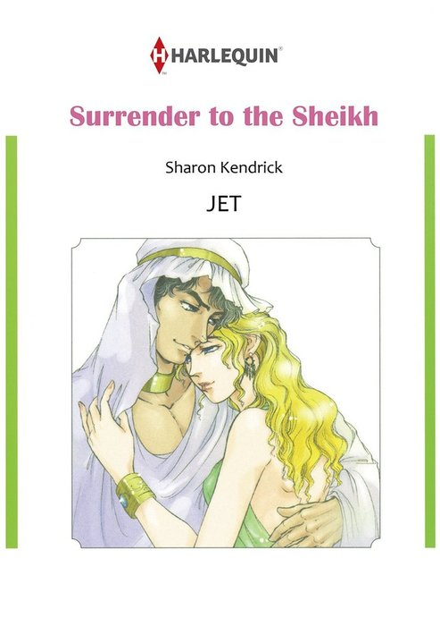 Surrender to the Sheikh-電子書籍-拡大画像