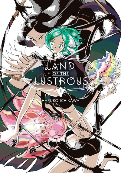 Land of the Lustrous Volume 1