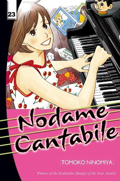 Nodame Cantabile Volume 23