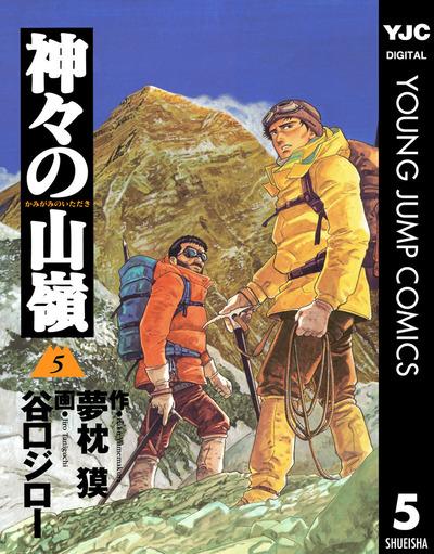 神々の山嶺 5-電子書籍