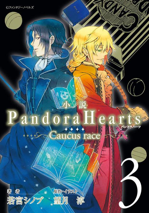 小説 PandoraHearts ~Caucus race 3~-電子書籍-拡大画像
