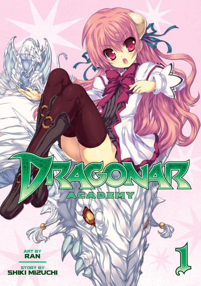 Dragonar Academy Vol. 1