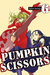 Pumpkin Scissors Volume 6-電子書籍