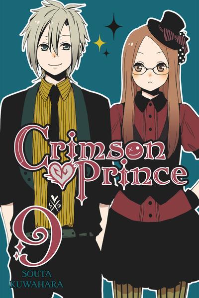 Crimson Prince, Vol. 9