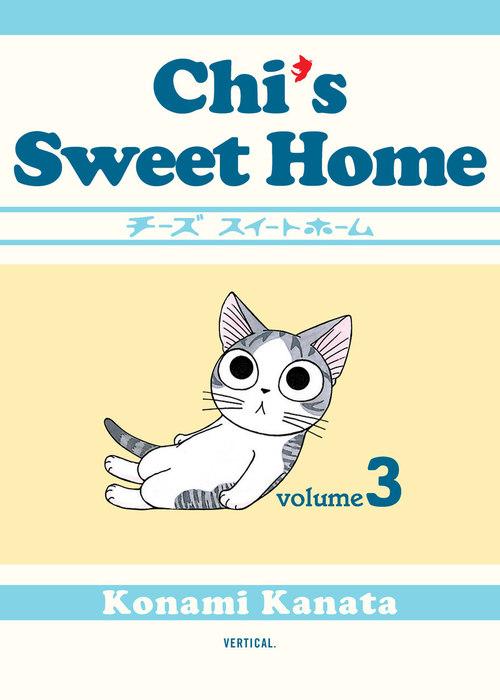 Chi's Sweet Home 3-電子書籍-拡大画像